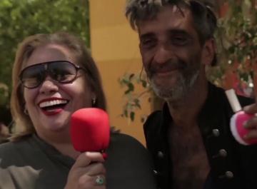 Carmina Barrios reportera especial de Semana Santa