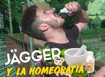 Míster Jägger - Jägger y la homeopatía