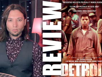 El Chico Morera - Crítica de 'Detroit'