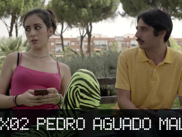 Diffferent Entertainment - Buster 1x02 'Pedro Aguado mal'