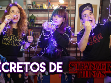 Los secretos de 'Stranger Things'