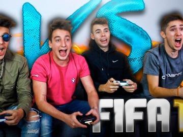 NOS ENFRENTAMOS EN EL PARTIDO DE FIFA MÁS ÉPICO