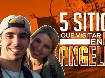 Widler Soldier y Neus Snow visitan 5 lugares imprescindibles en Los Ángeles