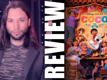 El chico morera sobre 'Coco': 'Una película para toda la familia'