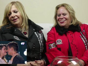 Carmina reacciona a 'Tu Canción' de Amaia y Alfred (OT 2018)