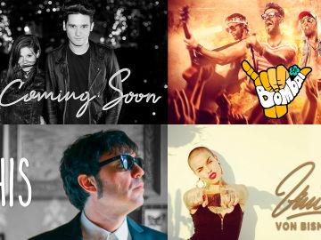 Bombai y Vinila von Bismark entre los nominados a mejor canción en los Min 2018