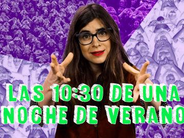 Reviews Fuertecitas: Las 10:30 de una noche de verano | Isa Calderón