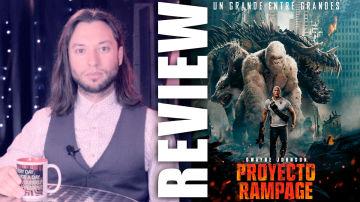 El Chico Morera hace la review de 'Proyecto Rampage'