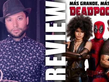 Crítica a 'Deadpool 2' por El Chico Morera