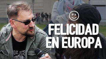 FELICIDAD en Europa | Fortfast
