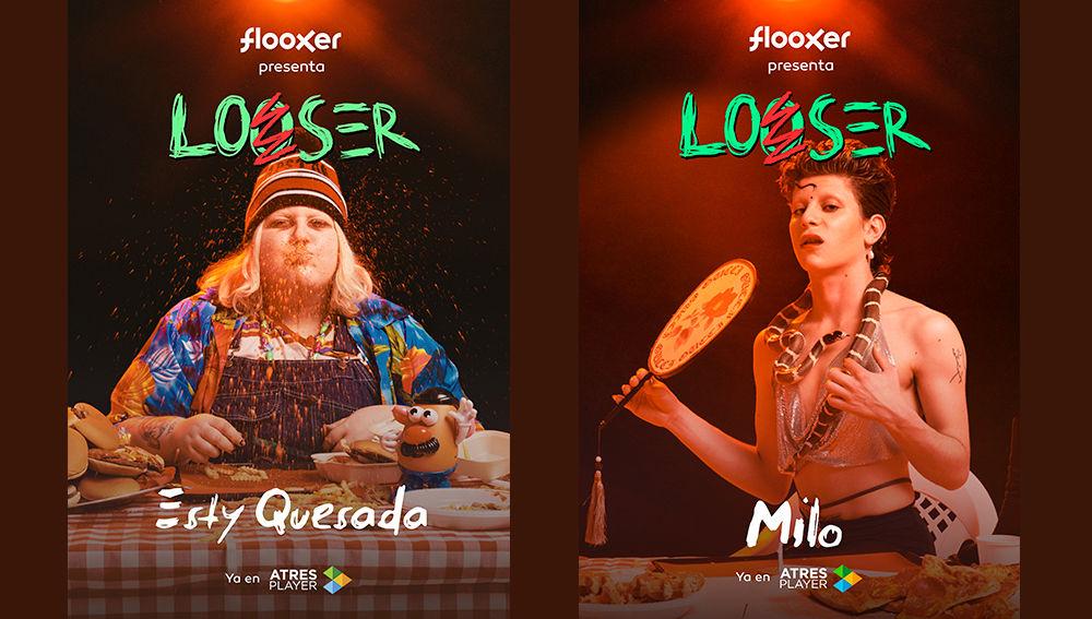Esty Quesada y Milo - Looser