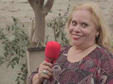 Carmina Barrios habla de su primera vez