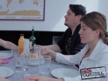 En 'Solocomedia' bendicen la comida