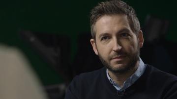 Frank Blanco sufre las preguntas de 'La Vieja'