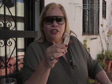 Carmina Barrios se hace vegana
