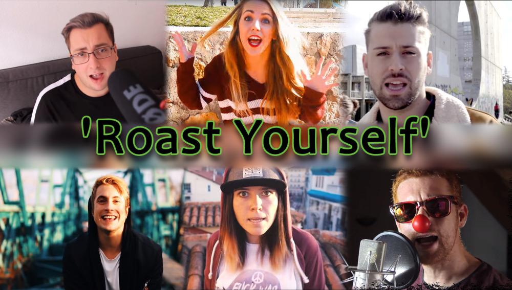 Los mejores 'Roast Yourself' de Flooxer
