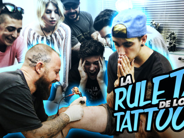 LA RULETA DE LOS TATTOOS