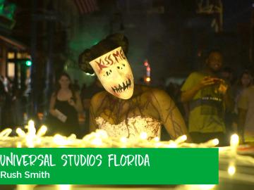 Rush Smith viaja el mejor Halloween del mundo