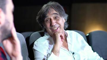 Agustín Díaz Yanes en 'Hasta el fondo Vigalondo'