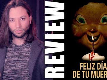 """El Chico Morera: """" 'Feliz día de tu muerte' sigue la línea desenfadada de 'Scream' """""""