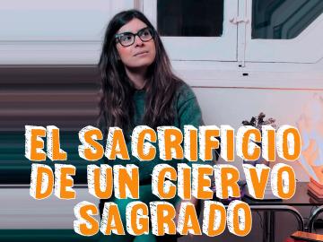 """Isa Calderón sobre El sacrificio de un ciervo sagrado: """"La escena final es un suicidio cinematográfico"""""""