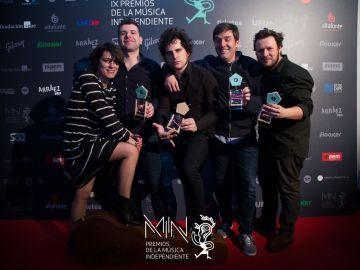 Los Premios MIN se celebrarán el próximo 14 marzo