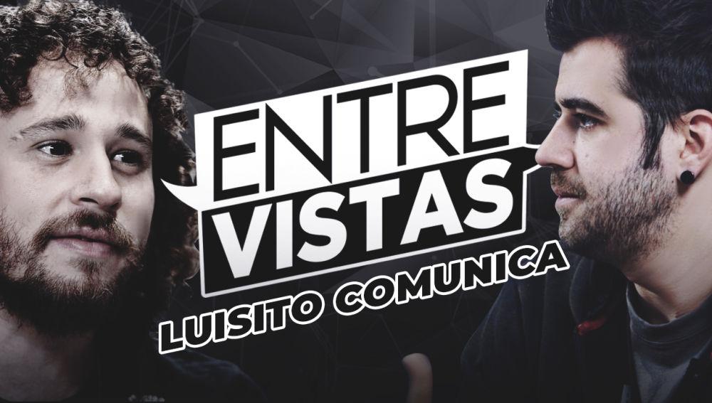 Luisito Comunica es el nuevo invitado de las 'Entre Vistas' de AuronPlay