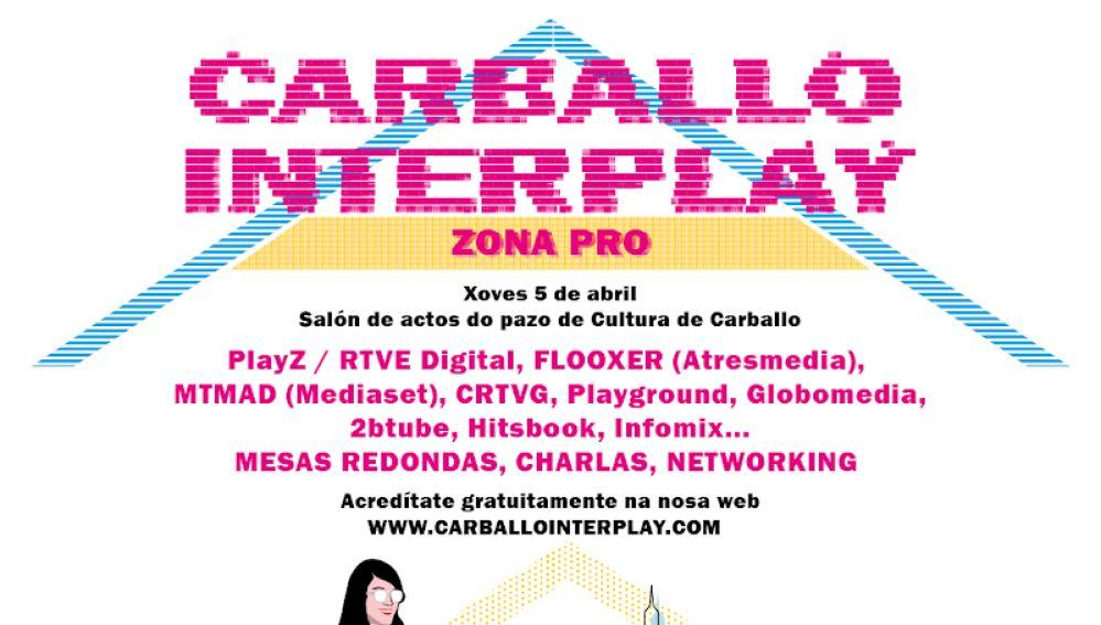 Carballo Interplay Día Pro