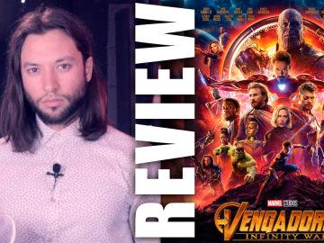 El Chico Morera hace la review de 'Vengadores: Infinity War'