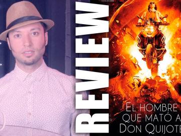 Crítica de 'El hombre que mató a Don Quijote'